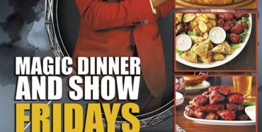 Magic Dinner and Show Friday